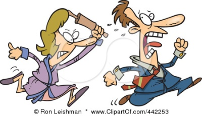 442253-Cartoon-Woman-Chasing-Her-Husband-With-A-Rolling-Pin