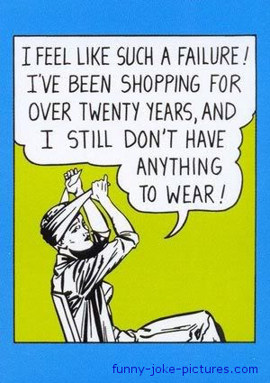 funny-woman-shopping-failure-cartoon